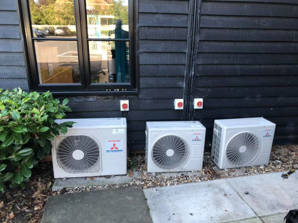 Commercial air conditioning Essex 32